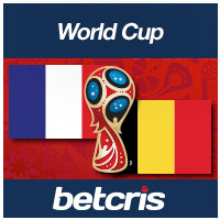 World Cup Betting Odds France vs. Belgium