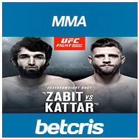 Zabit Magomedsharipov vs Calvin Kattar Betting Picks