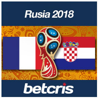 BETCRIS Final Rusia 2018 francia croacia