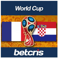 BETCRIS World Cup Final France vs Croatia