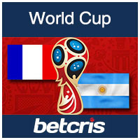 BETCRIS World Cup France vs Argentina