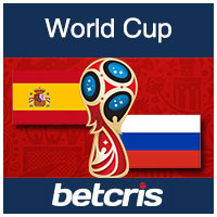 BETCRIS World Cup-Spain vs Russia