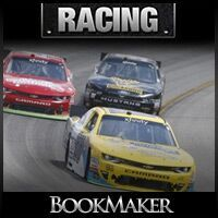 odds to win nascar race this weekend odds for nascar race