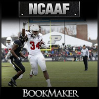 ncaaf betting lines football today scores