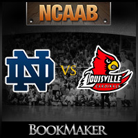 Notre Dame Fighting Irish vs. Louisville Cardinals