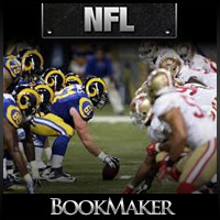 spread on 49ers game nfl cards