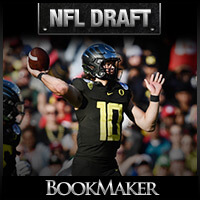 2020 NFL Draft Betting – Third Quarterback Drafted