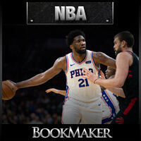 NBA Betting Preview – Philadelphia 76ers at Toronto Raptors