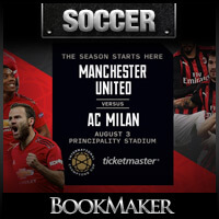 International Champions Cup – Manchester United vs. AC Milan