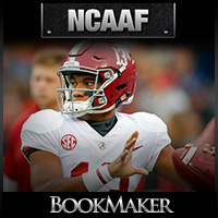 Week 3 College Football Odds