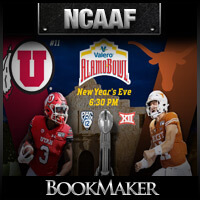 Alamo Bowl Odds – Utah Utes vs. Texas Longhorns Odds Analysis