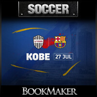 International Friendly – Barcelona vs. Vissel Kobe