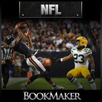 NFL Odds – Bears at Packers on Sunday on FOX