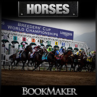 First Look at Breeders' Cup Odds
