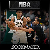 NBA Odds - Milwaukee Bucks at Los Angeles Clippers