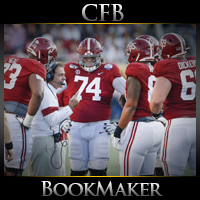 Alabama at Missouri CFB Betting