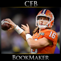 Miami Hurricanes at Clemson Tigers CFB Betting