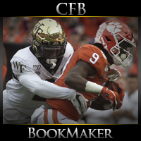 Clemson at Wake Forest CFB Betting