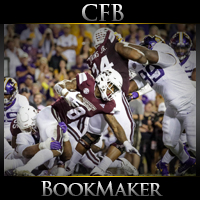 Mississippi State at LSU CFB Betting