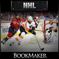 Washington Capitals vs. Philadelphia Flyers Odds Analysis