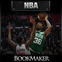 NBA Odds - Boston Celtics at Los Angeles Clippers