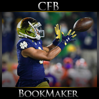 Notre Dame Fighting Irish at North Carolina Tar Heels CFB Betting