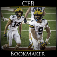 Wisconsin Badgers at Michigan Wolverines CFB Betting