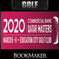 European Tour Betting – Commercial Bank Qatar Masters