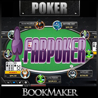 Fabulous Poker is the Official Poker Room for BookMaker