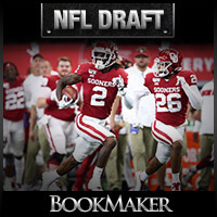 2020 NFL Draft Betting - First Wide Receiver Drafted