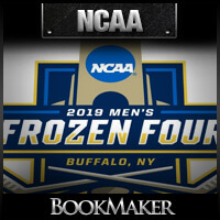 Frozen Four Live Betting Odds