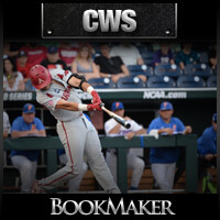College World Series Odds