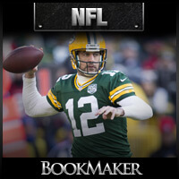 Green Bay Packers Season Win Total Odds