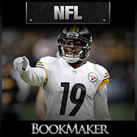 JuJu Smith-Schuster Receiving Yards Prop Betting