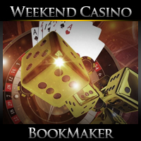 Weekend Casino Schedule – June 20-21