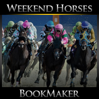 Weekend BookMaker Horse Racing Schedule June 27-28