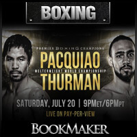 Manny Pacquiao vs. Keith Thurman Betting Preview