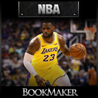 NBA Odds - Los Angeles Lakers at Dallas Mavericks