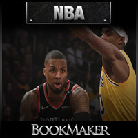 NBA Odds –Lakers at Trail Blazers on Friday on ESPN
