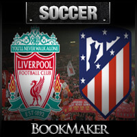 Champions League Betting Odds – Liverpool at Atletico Madrid