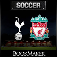 EPL Betting Odds – Liverpool at Tottenham Hotspur Match Preview