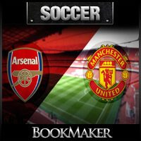 EPL Betting Odds – Manchester United at Arsenal Match Preview