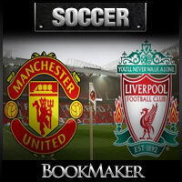 EPL Betting Odds – Manchester United at Liverpool Match Preview