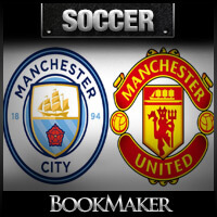 EPL Betting Odds – Manchester United at Manchester City Match Preview