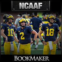 Week 5 College Football Odds
