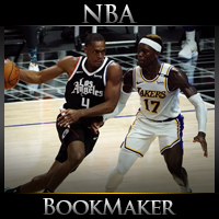 Los Angeles Lakers at Los Angeles Clippers NBA Betting