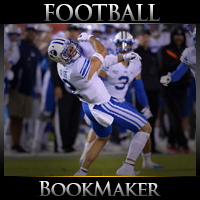 BYU Cougars at Navy Midshipmen Betting