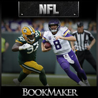 Nfl Odds Packers At Vikings On Monday Night On Espn