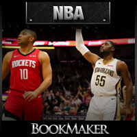 NBA Betting Preview – New Orleans Pelicans at Houston Rockets