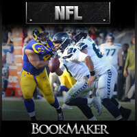 NFL Odds - Los Angeles Rams at Seattle Seahawks